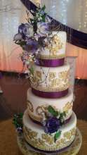 Wedding Cake by Classic Bakes Bakery